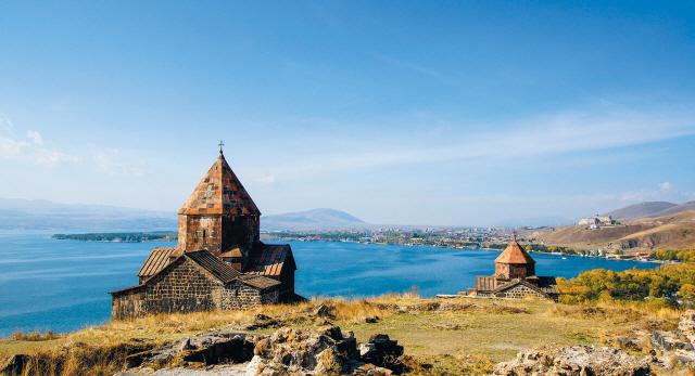 [別나라 맛보기 여행] 14열강에 끼인 카프카스 3국-아르메니아