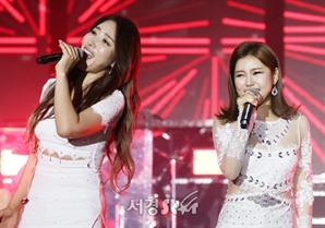 숙행-송가인, '미스트롯' 화려한 무대 (미스트롯)