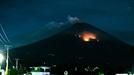 인도네시아 발리섬 화산 또 분화…경보 단계 여전히 '심각'