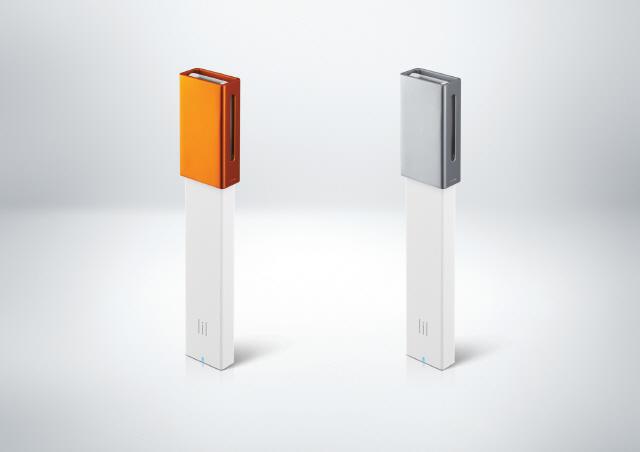 KT&G, 액상형 전자담배 '릴 베이퍼' 출시…'쥴'과 한판 붙는다