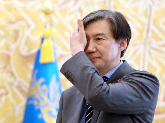 조국 '권력기관 개혁, 결국 국민의 힘으로 해결될 것'