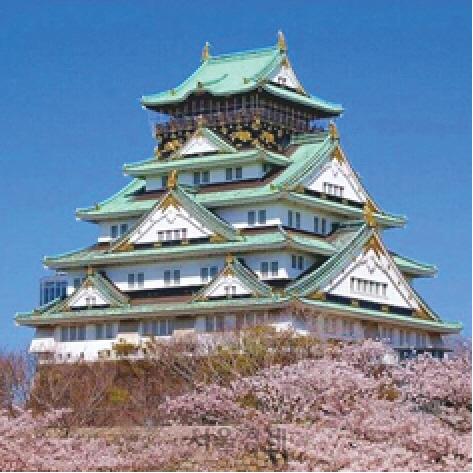 [만파식적] 오사카성