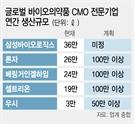 삼성바이오, 4공장·R&D센터 투자 표류…'글로벌 1위 CMO' 주도권 뺏기나