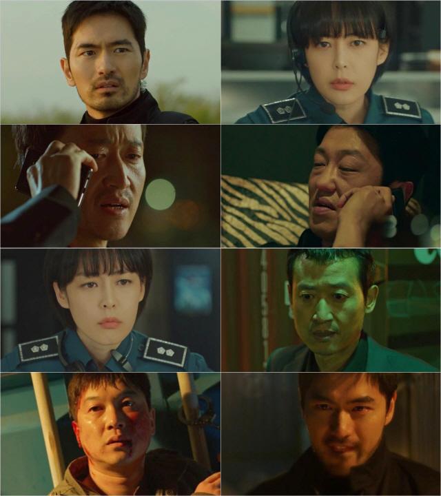 '보이스3' 서서히 드러나는 이진욱의 실체, 자체 최고 시청률 경신