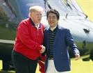 트럼프 방일 사흘째...나루히토 일왕·아베 총리 연이어 만난다