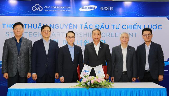 삼성SDS, 베트남IT서비스 기업 투자...베트남 진출 박차