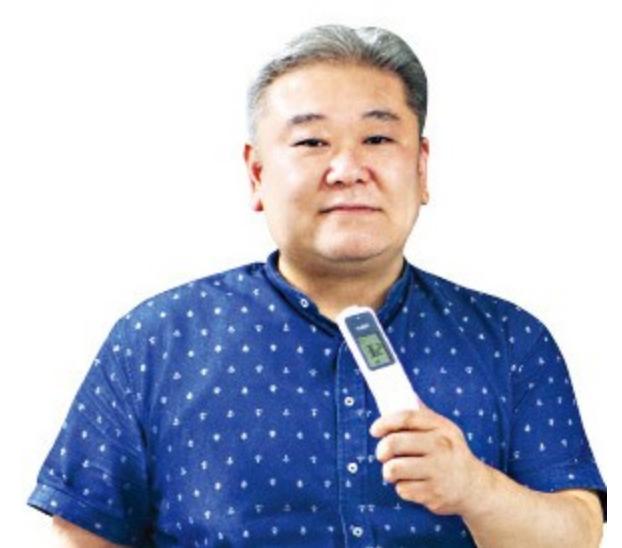 [혁신성장 전도사, 명품 강소기업]1 휴비딕 '무설치 식기세척기'