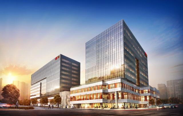 구로 항동지구 첫 지식산업센터 '구로 SK V1 center' 29일 오픈