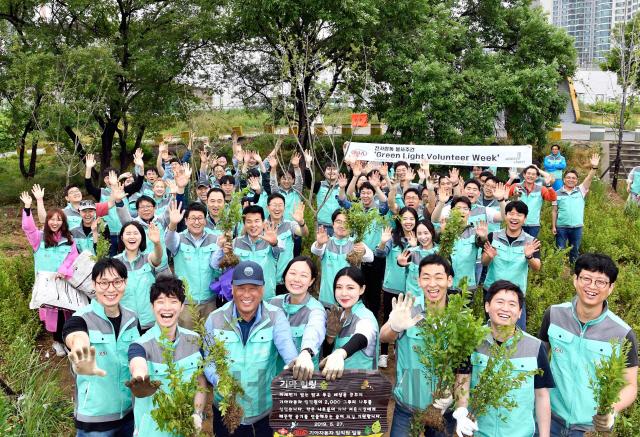 기아차, 회사 창립 기념 '특별 봉사 활동'