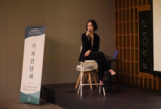 ' 올 평창대관령음악제 단편소설집 같은 '다른 이야기'로 꾸몄어요'