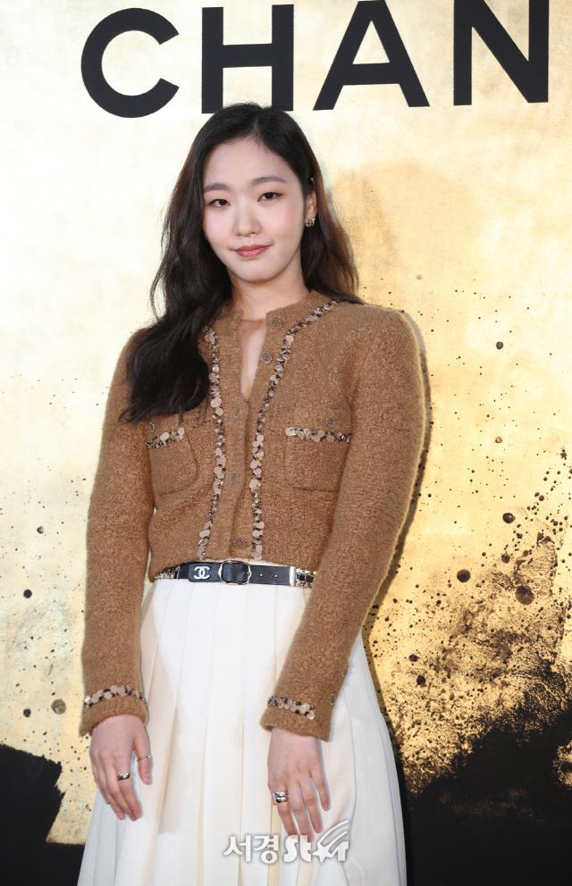 김고은, 여신급 미모