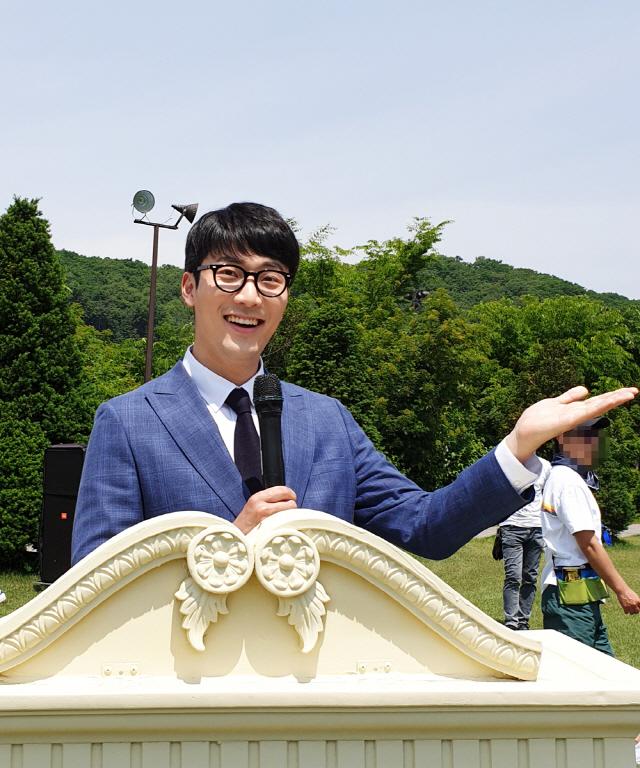 '조장풍' 강서준, 김동욱의 가장 친한 동생 현실공무원 순둥이 '사람 냄새 나는 열연'