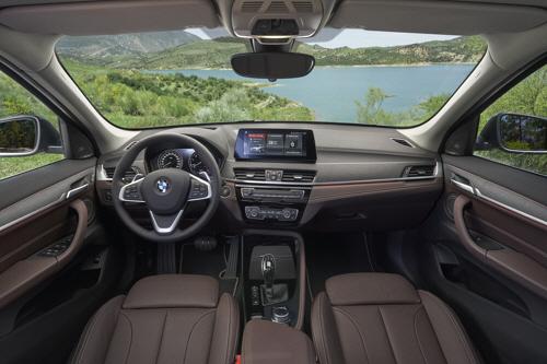 '티볼리·니로·코나 잡아라'…BMW '뉴 X1' 올 4분기 국내 출시