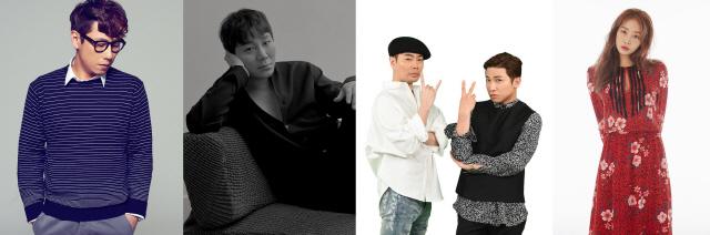 '더 콜2' 윤종신·윤민수·UV·소유 출연 확정..초특급 콜라보 무대 예고