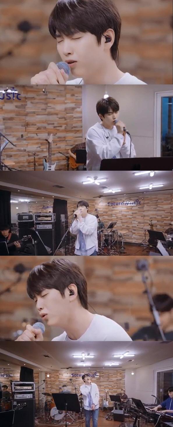 '컴백 D-3' 산들, '날씨 좋은 날' 하이라이트 메들리 영상 공개
