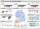 서울 아파트 가격 6개월 연속 내림세..낙폭은 2개월 째 축소