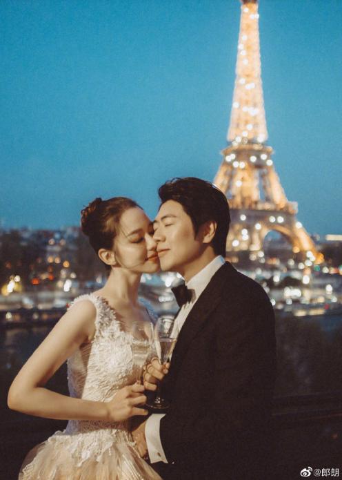 '中 모짜르트' 랑랑, 한국계 독일 음악가와 결혼