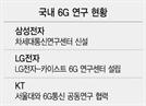 5G 이제 시작했는데…삼성·LG 벌써 '6G 주도권' 정조준