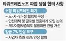 """타워크레인노조 파업 철회..""""노사정 협의체로 제도 개선"""""""