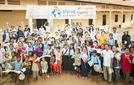 SBI저축銀, 캄보디아서  봉사활동