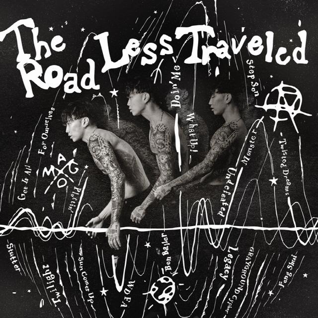 박재범, 오늘(7일) 새 앨범 'The Road Less Traveled' 발매