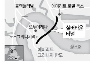 SK건설 영국시장 첫 진출…1.5조 지하터널 공사 수주