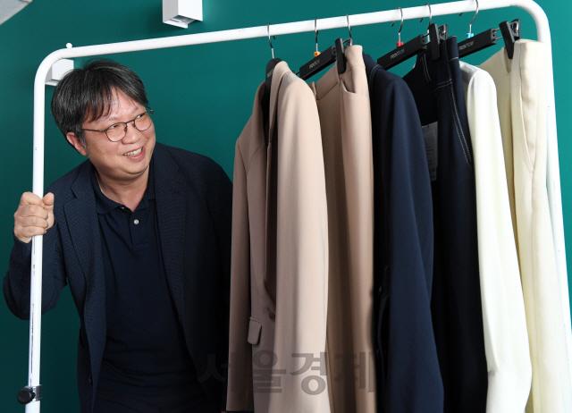[CEO&STORY] 황재익 W컨셉 대표 '신진 디자이너 발굴…'해외진출 1호' 패션 e커머스 됐죠'