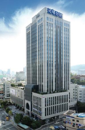 롯데자산개발, 부산 국제빌딩 매각주관사로 선정