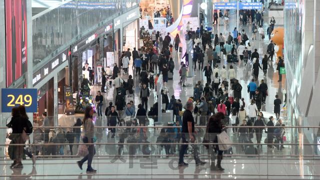 6월 황금연휴 인천공항 이용객 여름 휴가철 뛰어넘어