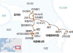 세계문화유산 낳은 동서양 교차로...곳곳에 亞 기마유목민 숨결