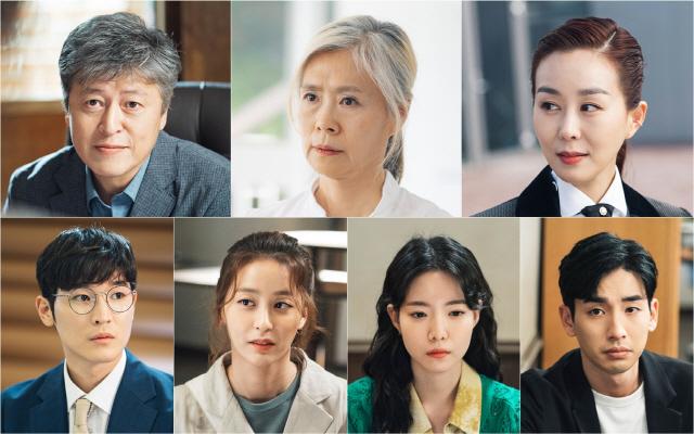 '검블유' 권해효·예수정·유서진 등 시선 강탈하는 조연 캐릭터 열전