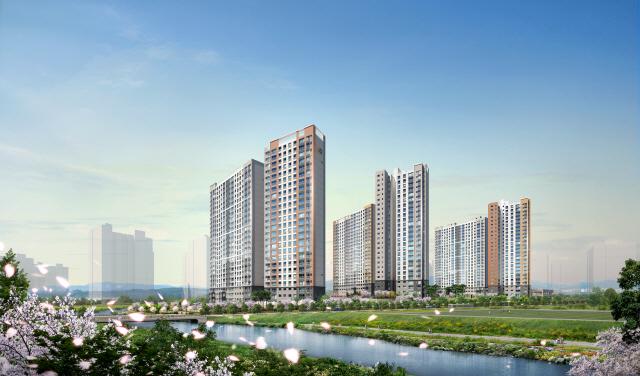 '대형 아파트' 수요 입증…'청주 우미린 에듀포레' 최고 경쟁률 2.5대1