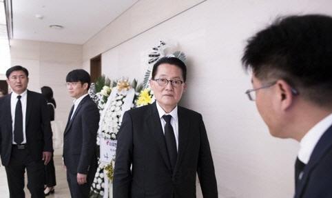 """박지원 """"김정은, 도의적으로 반드시 故 이희호 여사 조문사절 보내야"""""""
