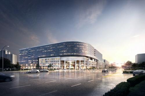 다산신도시 지금지구 내 최대규모로 첫 선보이는 '한강 DIMC' 지식산업센터