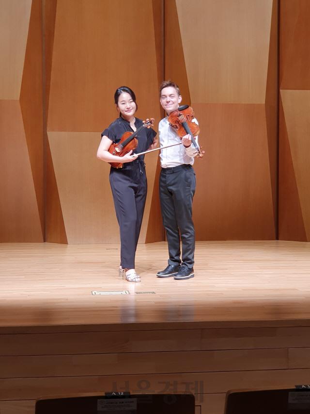 '낯선 바이올린·비올라 협주…화음의 진수 제대로 맛보세요'