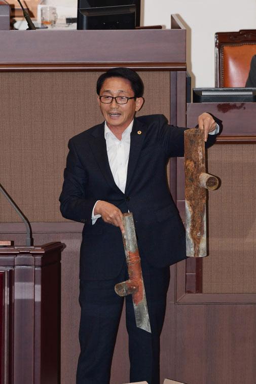 '강남 재건축 불가' 다시 못박은 박원순