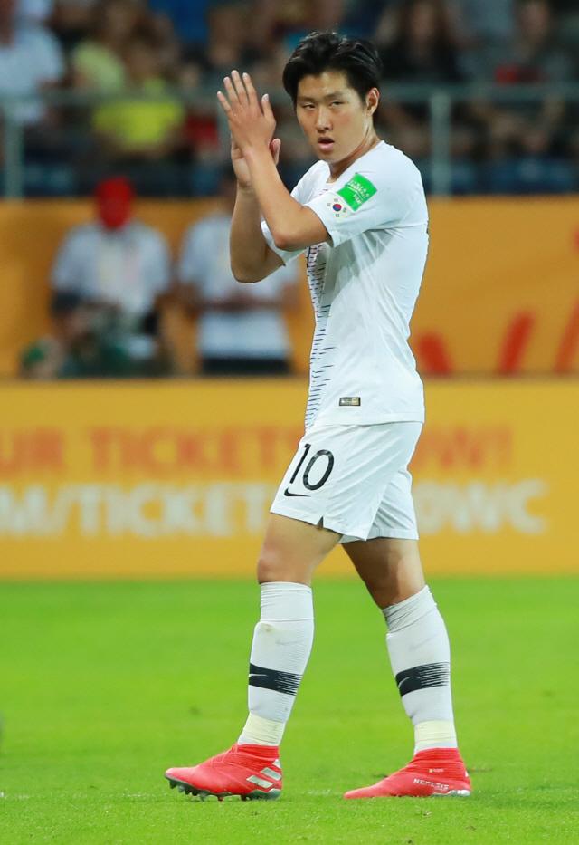 [U-20 월드컵]'병역혜택 주자' 국민청원…가능성 있나