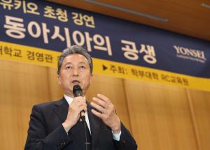 '군사력 강화 대일본주의 잘못됐다'