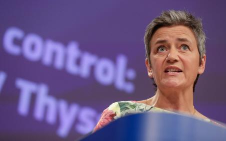 EU에 막힌 티센크루프·타타스틸 통합
