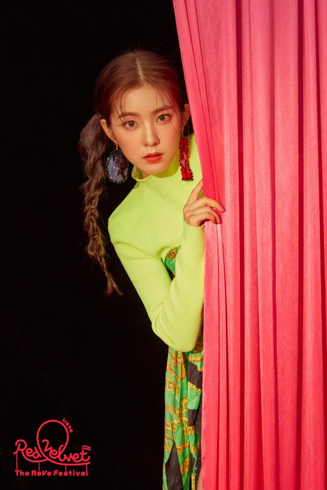 레드벨벳 컴백 D-7 아이린 티저 이미지 공개..비주얼 끝판왕