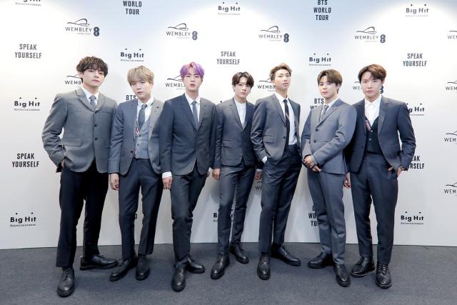 방탄소년단, 美 빌보드 '소셜 50' 100주 연속 1위..최장기간 연속 1위 신기록