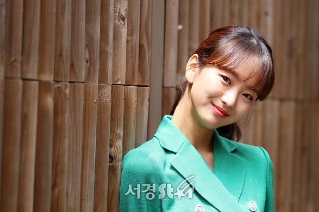 원진아, 사랑의 눈빛 한가득 (인터뷰 포토)