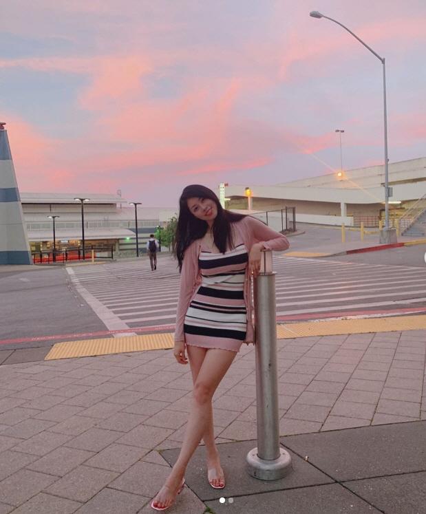 서동주 '한국인 몸매가 아냐' 도드라진 S라인에 폭발하는 섹시美