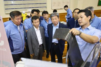 고리원자력본부, 중소기업 제품 판로 확대 적극 지원