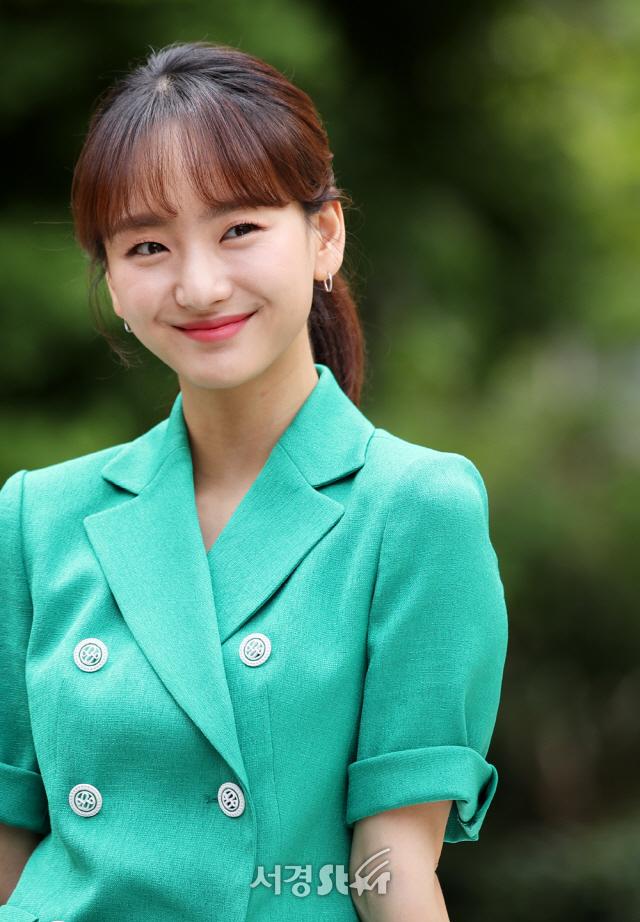 원진아, 물 오른 미모 (인터뷰 포토)