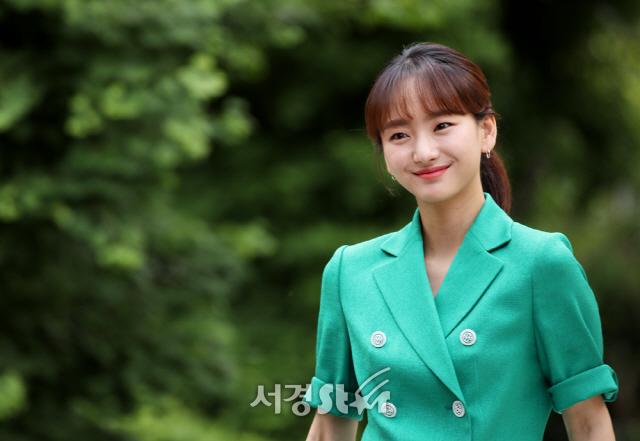 원진아, 청초한 미모 (인터뷰 포토)