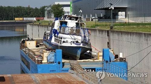 다뉴브강 하류서 발견된 시신, 60대 한국인 탑승객으로 확인
