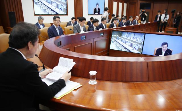 '생산망 붕괴 최악 대비'…정부, G2갈등 '컨틴전시 플랜' 마련