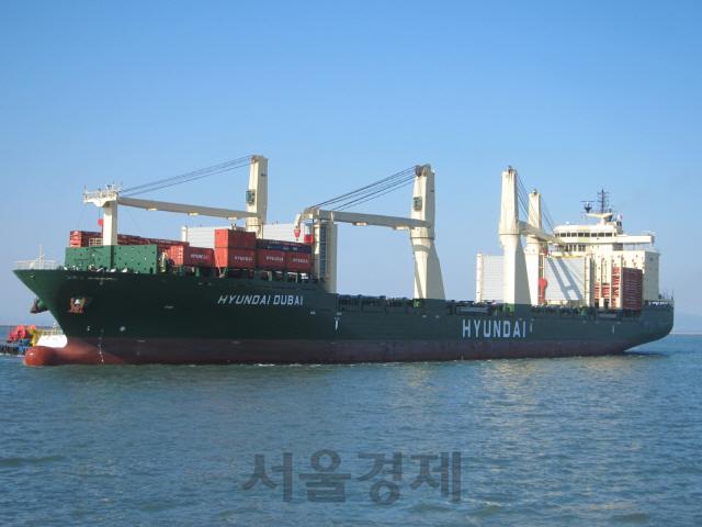 현대상선, 이란 호르무즈해협서 사고당한 해외선박 선원 23명 구조