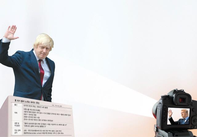 英 보수당 대표 1차 경선에서 존슨 압도적 1위…3명 탈락